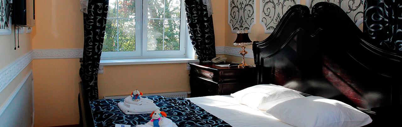 гостиницы зеленоградска Принцесса Элиза